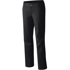 Columbia Saturday Trail - Pantalones de Trekking Mujer - Regular negro